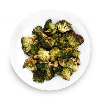 Tajin Roasted Broccoli
